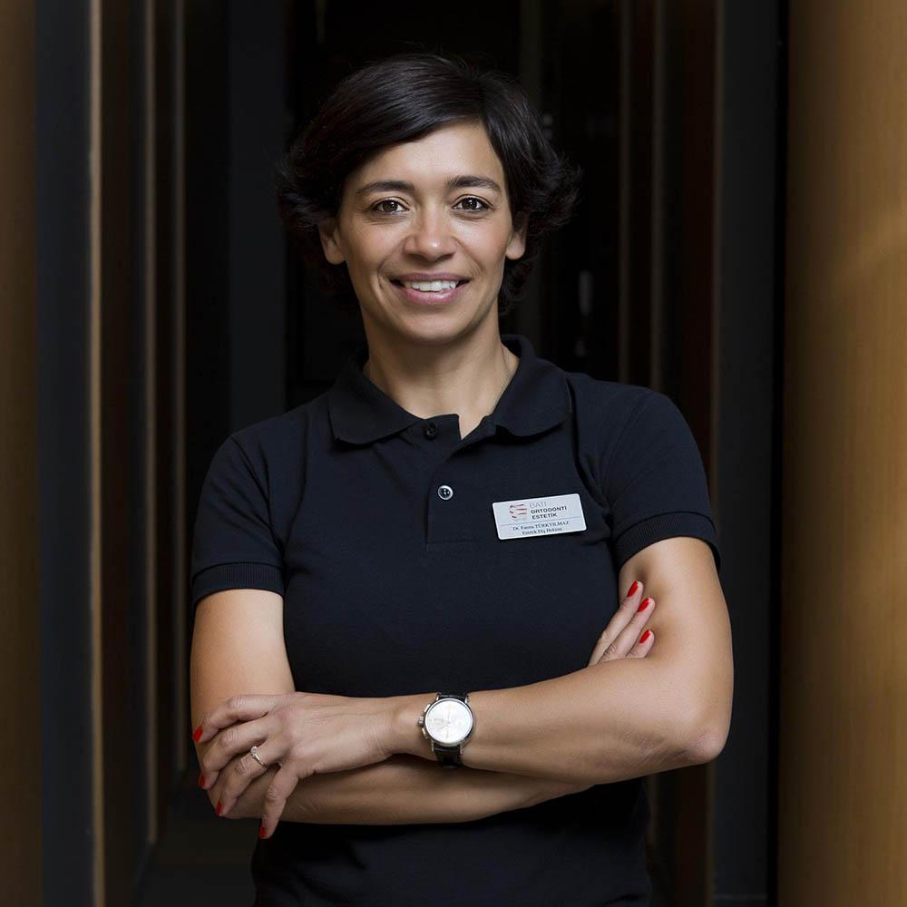 Doktor Fatma TÜRKYILMAZ - Batı Ortodonti