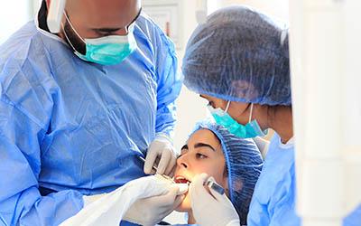 Diş tedavisi