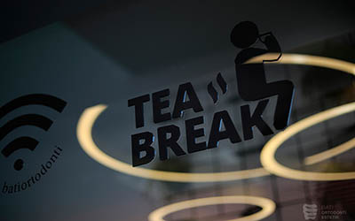 Çayı bırak