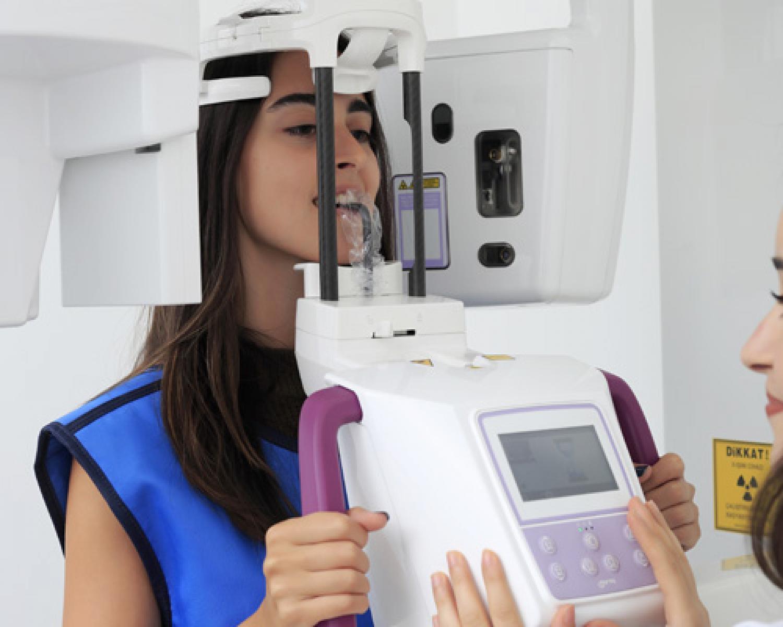 İmplant Tedavisi (Bilgisayarlı Tomografi Destekli) - Batı Ortodonti